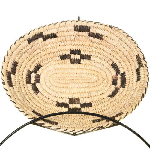 Vintage Papago Indian Basket 33657
