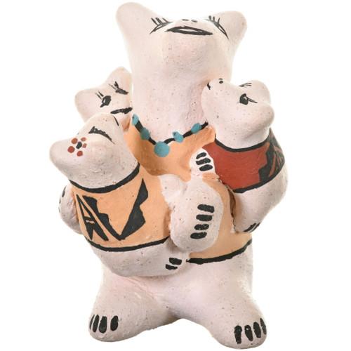 Vintage Acoma Storyteller Pottery 33680