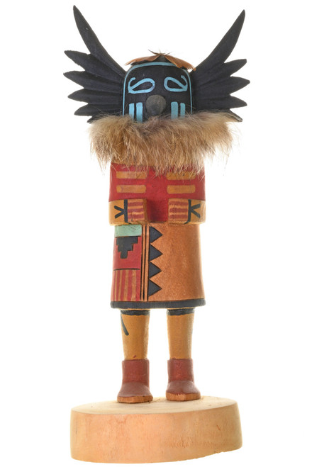 Vintage Crow Mother Kachina Doll 33808