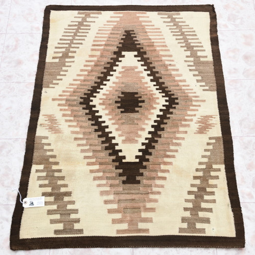 Antique Native American Wool Rug 33864