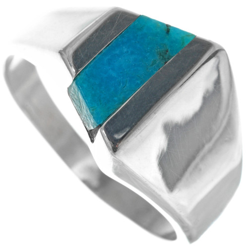 Turquoise Inlay Ring 33882