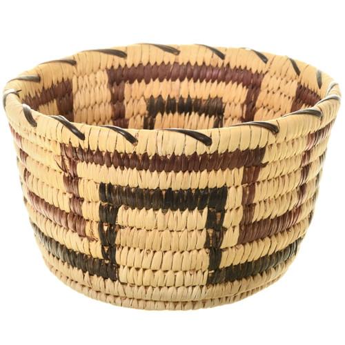 Native American Papago Basket 33885