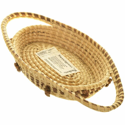 Vintage South Carolina Bread Basket Tray