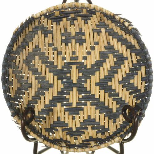 Vintage Second Mesa Hopi Basket 34007
