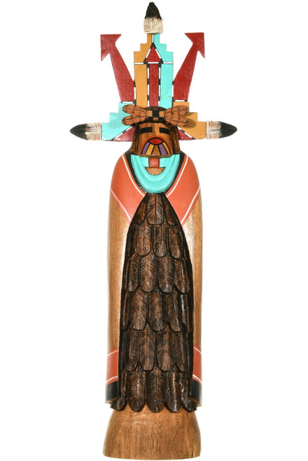Vintage Shalako Mana Kachina Doll 34052