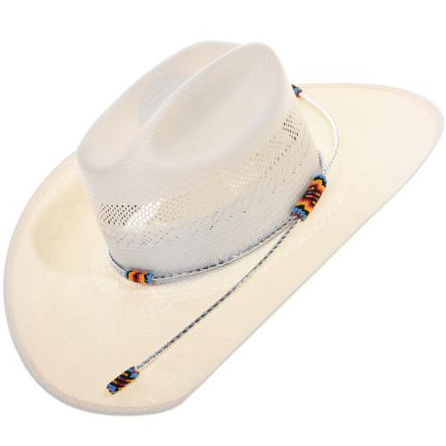 Native American Beaded Hatband 34091