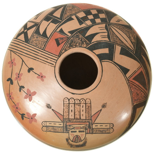Small Vintage Hopi Seed Pottery 34104