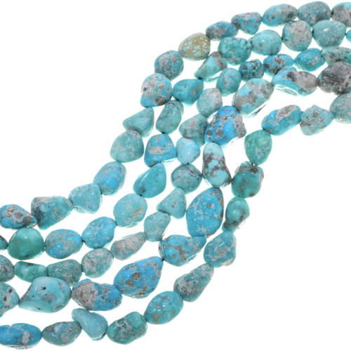 Natural Turquoise Nugget Beads 33469