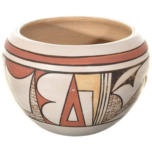 Vintage Hopi Polychrome Pottery 34201