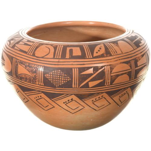Old Hopi Redware Pottery 34202