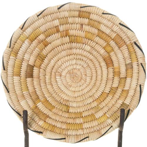Vintage Papago Indian Basket 34236