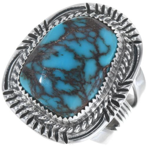 Genuine Bisbee Turquoise Ring 32480
