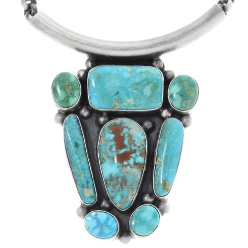 Royston Turquoise Necklace 34326