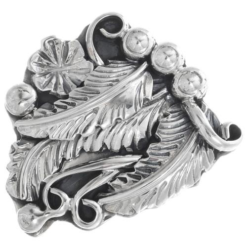 Sterling Silver Navajo Ring 34332