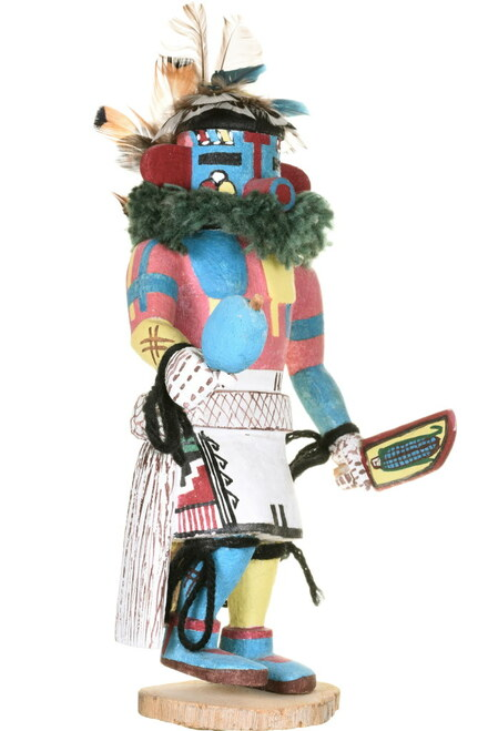 Vintage Hopi Heheya Kachina Doll 34386