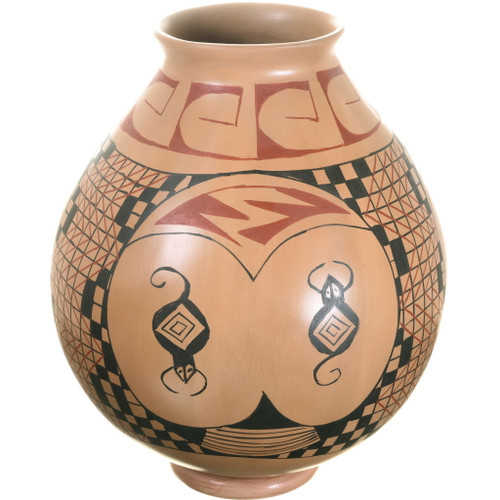 Mata Ortiz Scorpion Pottery 34410