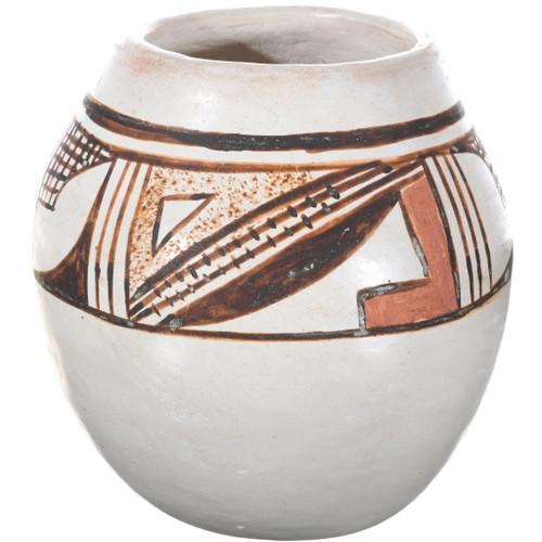 Old Hopi Polychrome Pottery 34494