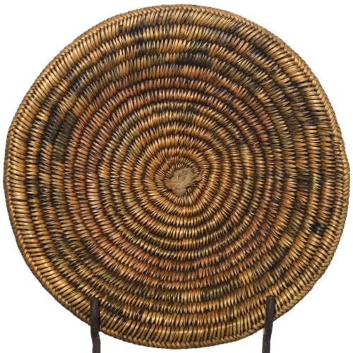 Antique Navajo Wedding Basket 34843