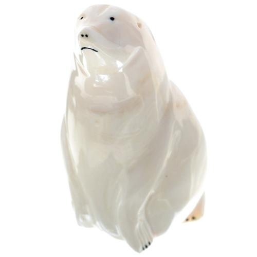 Native American Seal Fetish Carving 34967