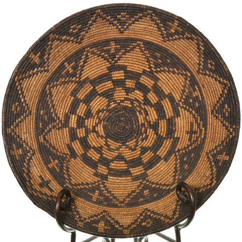 Antique Native American Yavapai Basket 33855