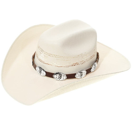 Silver Kokopelli Cowboy Hat Band 35096