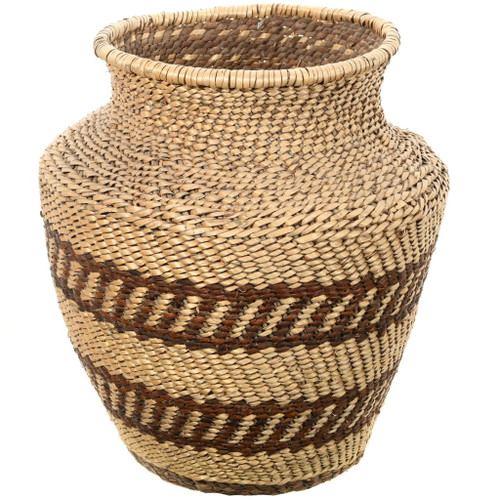 Large Apache Olla Basket 35196