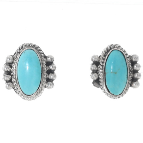 Native American Turquoise Earrings 35221