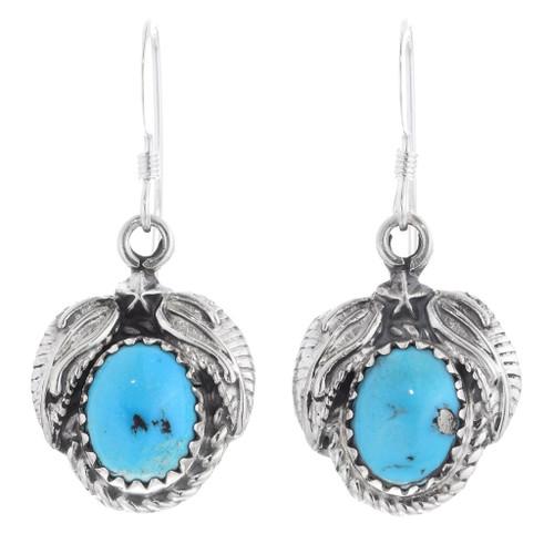 Kingman Turquoise Earrings 35331