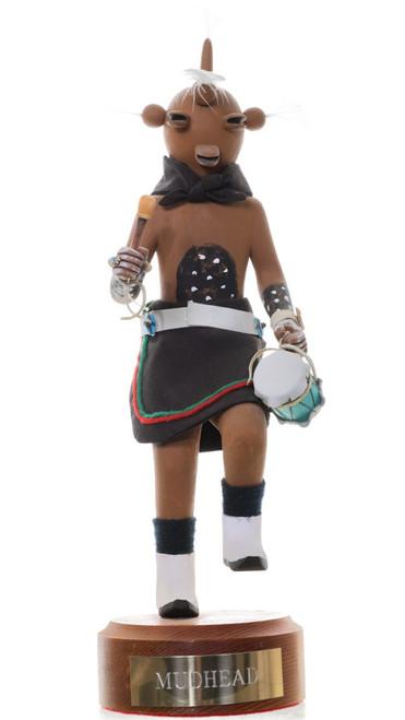 Vintage Hopi Mudhead Kachina Doll 35404