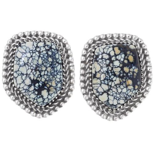 New Lander Turquoise Earrings 35861