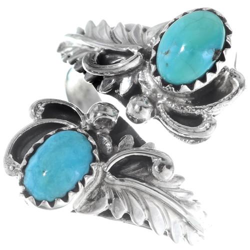 Navajo Turquoise Ladies Ring 35870