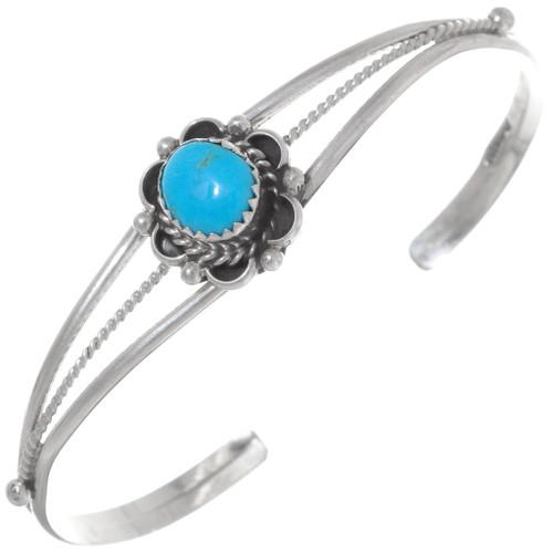Native American Turquoise Ladies Bracelet 35944