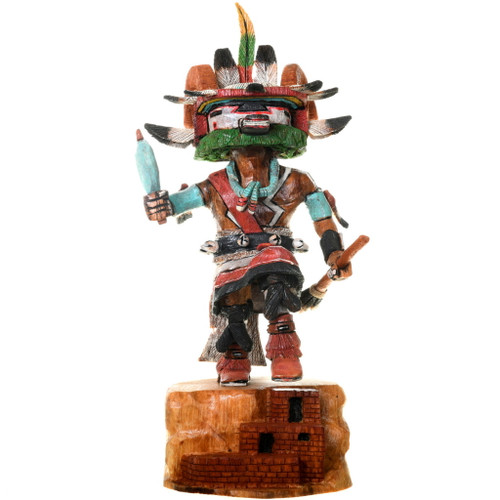 Hopi Mountain Sheep Kachina Doll 38070
