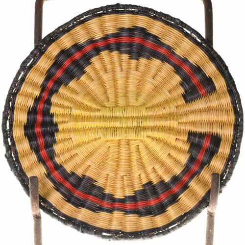 Third Mesa Hopi Wicker Tray 39126
