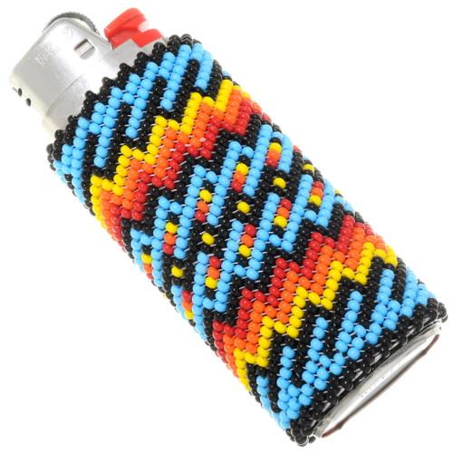 Navajo Beaded Bic Lighter Case Cover 39136