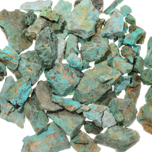 Green Turquoise Rough 37000