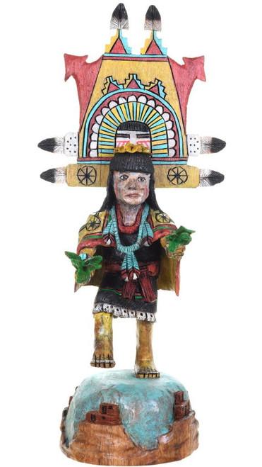 Hopi Butterfly Girl Kachina Doll 32938