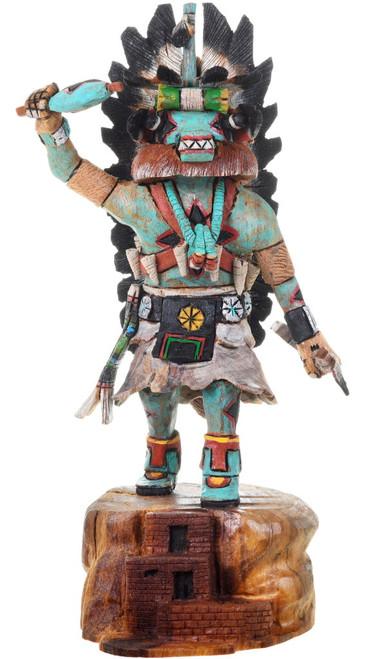 Hopi Blue Ahote Kachina Doll 39276