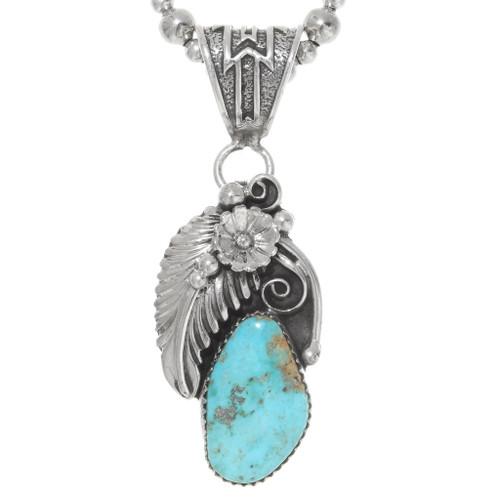 Royston Turquoise Pendant 39299