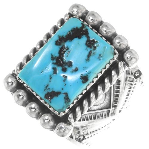 Sleeping Beauty Turquoise Ring 39400