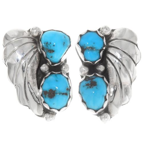 Sleeping Beauty Turquoise Earrings 39474