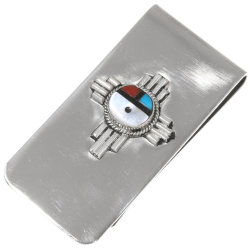 Zia Sunface Money Clip 39481