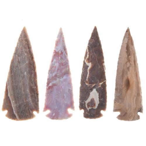 Stone Indian Arrowhead 39625