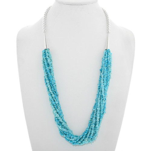 Ten Strand Green Turquoise Necklace 39914