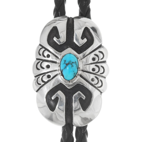Native American Turquoise Quality Bolo Ties 39938