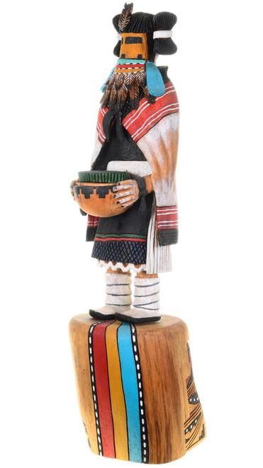 Vintage Hopi Kachina Maiden Doll 40019
