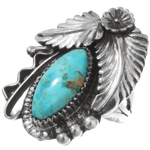 Ladies Navajo Pointer Ring 27129