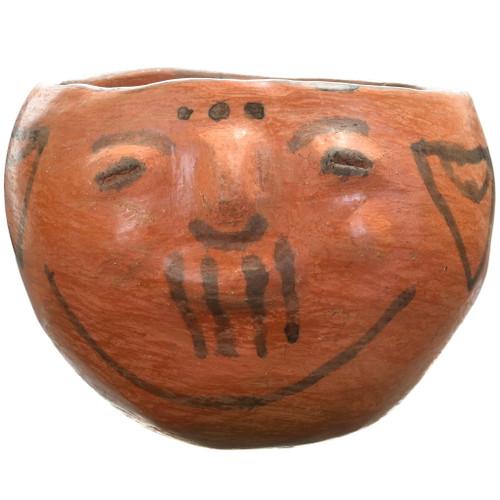 Antique Maricopa Redware Pottery 40469