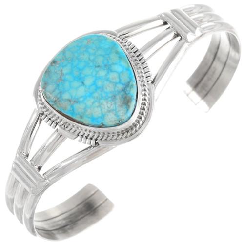 Native American Turquoise Cuff Bracelet 40605