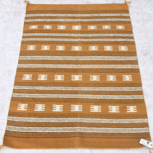 Vintage Navajo Chinle Wool Rug 40640